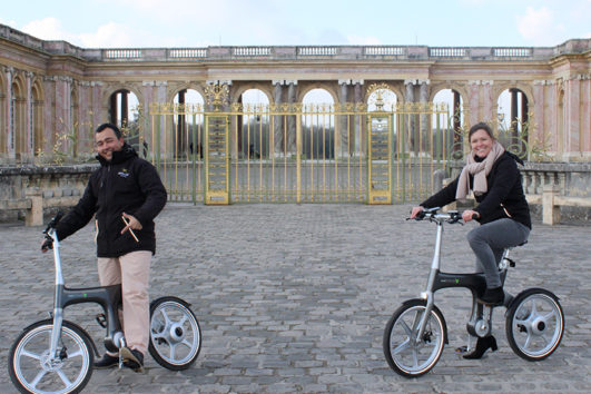 Versailles Events - Location E-bike